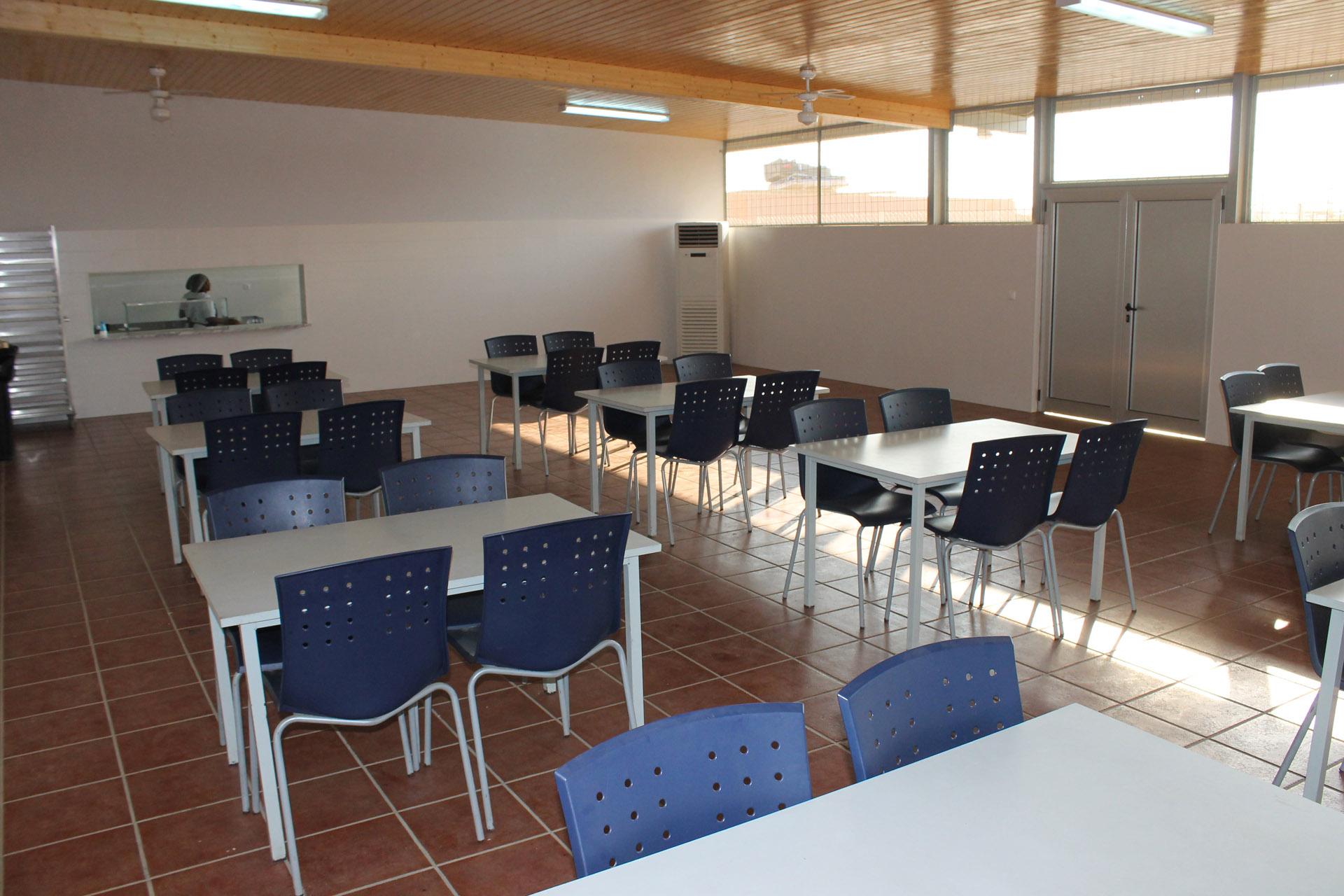 FIL inaugura refeitório para os seus funcionários Grupo Fersil