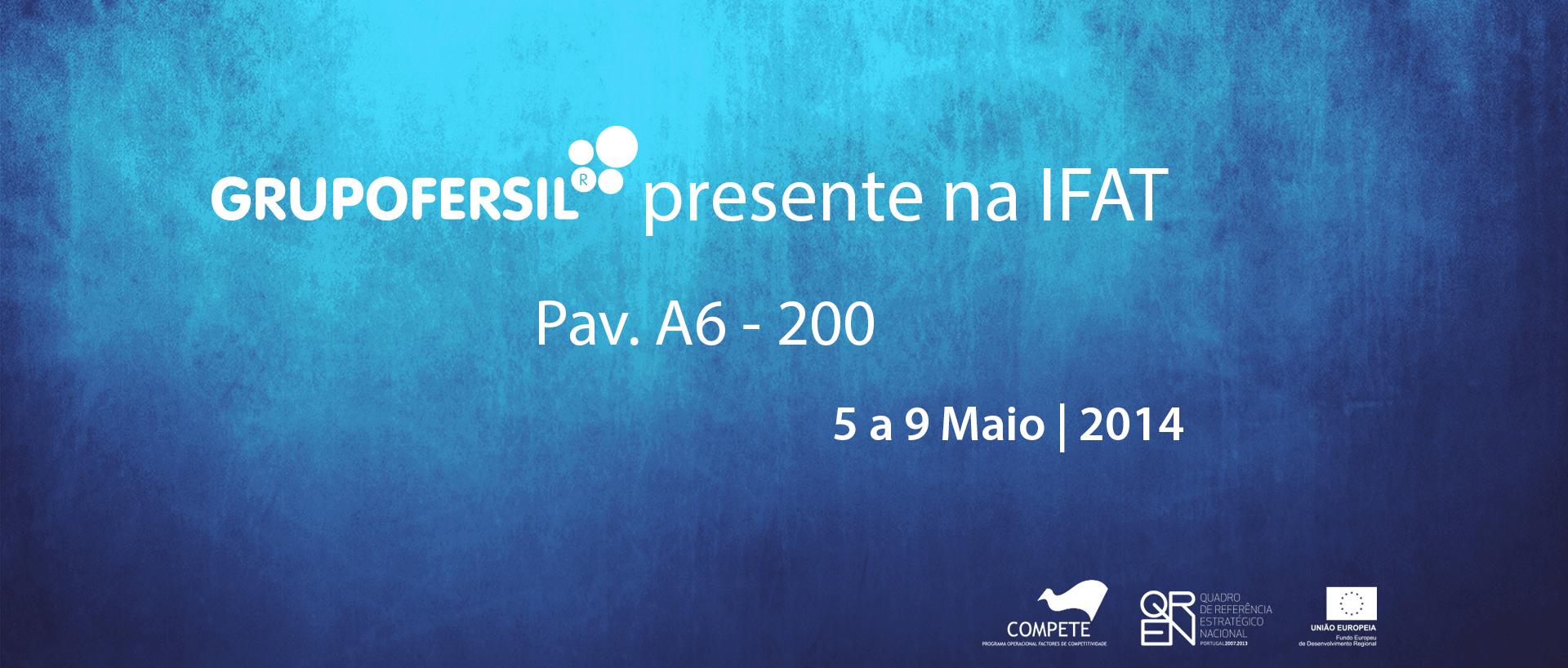 Grupo Fersil presente na iFat 2014, através da Ibotec Grupo Fersil